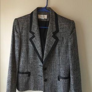 Vintage Christian Dior suit blazer